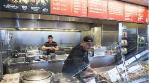 Chipotle Requiring Employees To Take Quarterly Food Safety Test [Video]