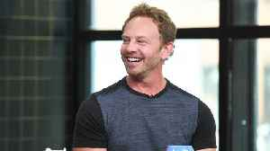 Ian Ziering Joins The BUILD Brunch Table [Video]