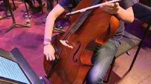 Youth orchestra show the digital way to make music [Video]