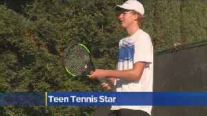 Carmichael Teen Qualifies For US Open [Video]