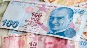 Another Drop In The Turkish Lira Drives Equity Markets Lower [Video]