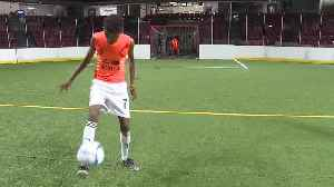 International indoor soccer friendly kicks off in Boise tournament style [Video]