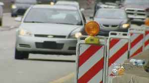 Weekend Lane Closures Announced For Parkway East Paving Work [Video]