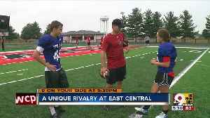 Unique rivalry at East Central [Video]