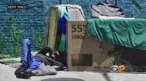 7,400 LA Homeless Now In Permanent Housing Through Measure H [Video]