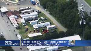 Police Identify 2 Food Vendors Dead From Overdose At Fair [Video]