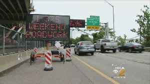 Weekend Work Announced For Parkway East, Parkway North [Video]