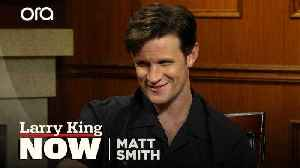Matt Smith on how Meghan Markle will change the Monarchy [Video]