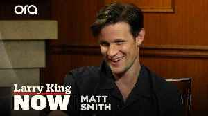 Matt Smith reveals strange fan encounter on the set of 'Doctor Who' [Video]