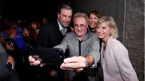 Grease Cast Reunites For 40th Anniversary [Video]