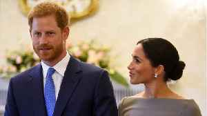 Prince Harry & Meghan Markle Not Adopting [Video]