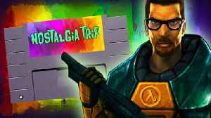 Is Half-Life As Good As You Remember? | Nostalgia Trip [Video]
