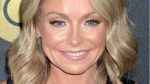 Kelly Ripa Responds To Suggestions Of Plastic Surgery, 'Same Nose' [Video]