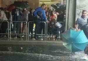 Toronto Underpass Flooded After Heavy Rain [Video]
