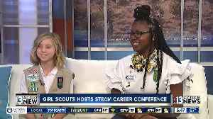 Girl Scouts hosting STEAM career conference [Video]