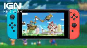 Is New Super Mario Bros. U Coming to Switch? [Video]
