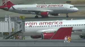 Alaska Air Grounds Virgin Air Flights at SFO [Video]