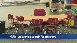 Fairfield Schools Short A Dozen Teachers As School Starts [Video]