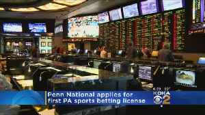 Penn National Seeks First Pa. Sports Betting Permit [Video]
