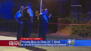 UPDATE: 7 Shot On Chicago's South Side, Including Toddler [Video]