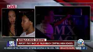 Parents, students react to Palm Beach Central High School shooting [Video]