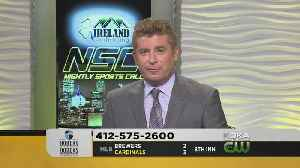Ireland Contracting Nightly Sports Call: Aug. 17, 2018 (Pt. 3) [Video]