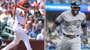More likely to make playoffs? Brewers or Cardinals? [Video]