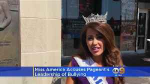 Miss America Says Pageant Officials Have Bullied, Silenced Her [Video]