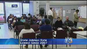 Pennsylvania Jobless Rate Lowest Since 2007 [Video]