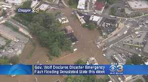 Governor Declares Disaster After Recent Pennsylvania Floods [Video]