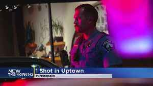 MPD: Man Shot In Uptown Parking Lot [Video]