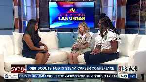 Girls Scouts hosting STEAM related all girls conference [Video]