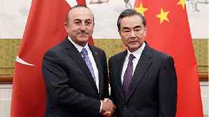 China's Top Diplomat Says Supports Turkey's Efforts to Safeguard Stability [Video]