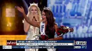 Miss America says she was bullied [Video]