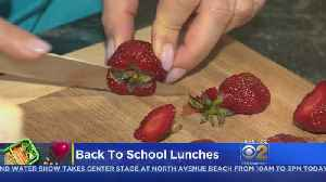 Tips From Limor Suss On Preparing Healthy Back To School Lunches [Video]