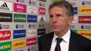 Puel: A deserved win [Video]