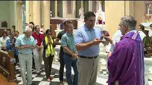 Harrisburg Diocese Holds `Mass for Forgiveness` Following Release of Grand Jury Report [Video]