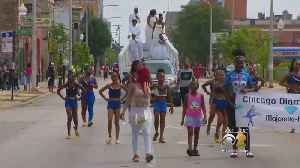 Undaunted In Face Of Shootings, Englewood Residents March In Back To School Parade [Video]