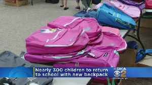 State Rep. Gainey Hosts Back-To-School Giveaway To Provide Supplies For Students [Video]
