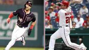 Bryce Harper and Daniel Murphy placed on revocable trade waivers? Ken Rosenthal explains [Video]