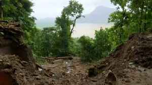 Rain eases in India's Kerela, but fears emerge over disease in camps [Video]