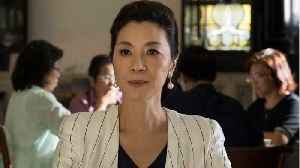 Michelle Yeoh Recalls Hollywood Quota System [Video]