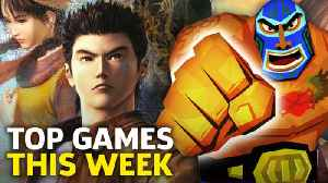 New Releases - Top Games Out This Week -- August 19-25 2018 [Video]