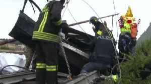Genoa Bridge: Family Found Dead 5 Days After Collapse
