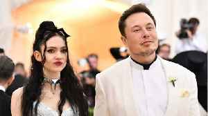 Elon Musk And Grimes Unfollow Each Other On Instagram