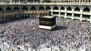 Hajj pilgrimage is underway in Saudi Arabia [Video]
