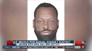 BPD releases sketch of man wanted for alleged sexual assault [Video]
