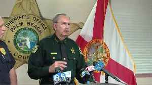 Law enforcement officials give an update on the double shooting at Palm Beach Central High School on Friday, August 18, 2018 [Video]