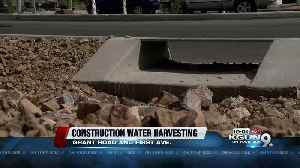 New policy mandates water harvesting at all Tucson construction sites [Video]