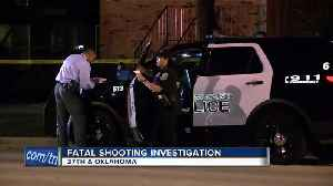 Milwaukee Police: 21-year-old man shot, killed on the city's south side [Video]